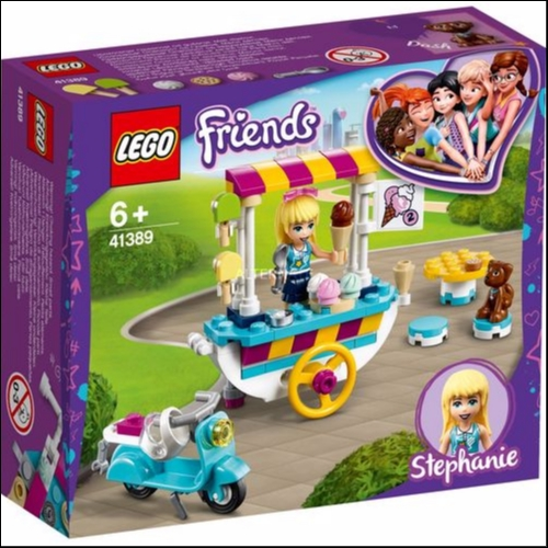 Lego<br>Friends Dondurma Arabası 41389