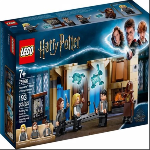 Lego<br>Harry Potter Hogwarts Room Of Requirement 75966