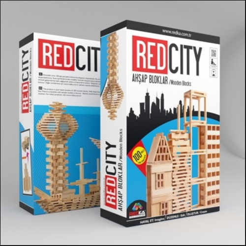 Redka<br>Red city