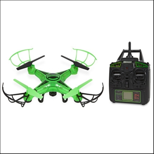 Sedef<br>Luminous Quadcopter